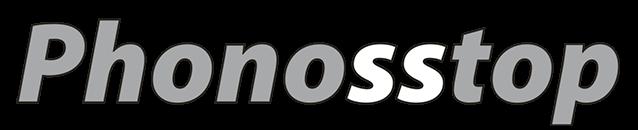 phonosstop logo