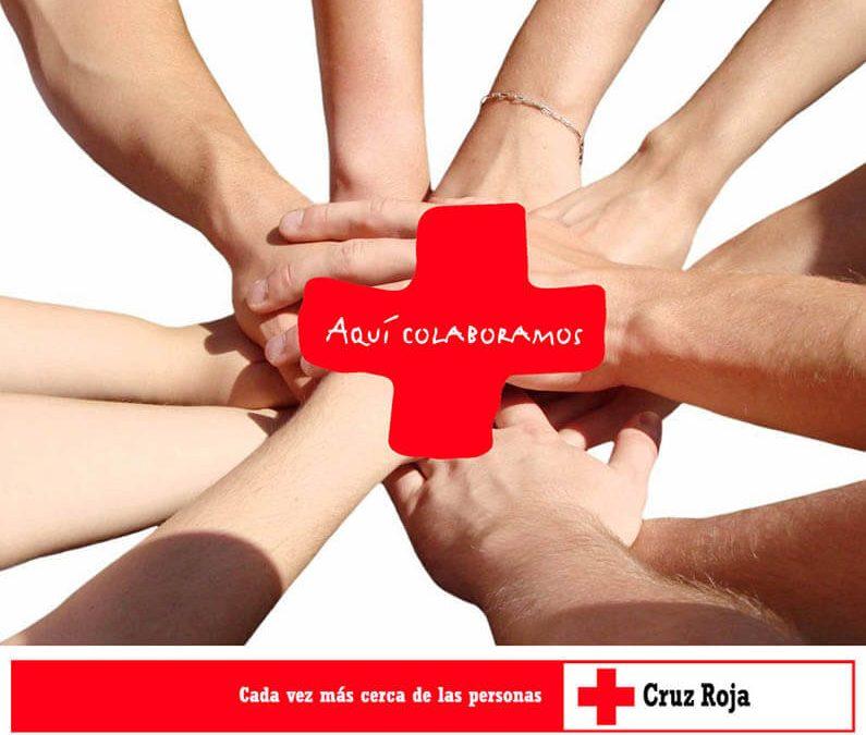 Colaboración con Cruz Roja