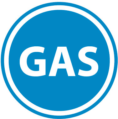 Gas de serie