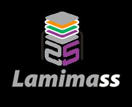 icono marca de vidrio laminado lamimass