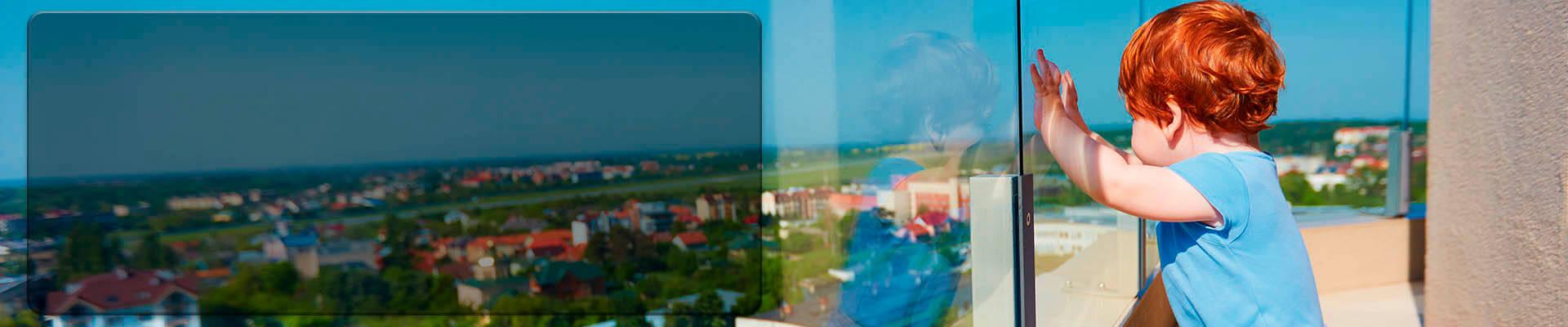 Slide de vidrio laminado Lamimass