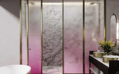 Soluciones elegantes, prácticas y refinadas para el baño