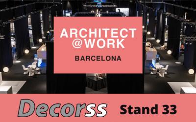 Decorss en Architect at Work 2021
