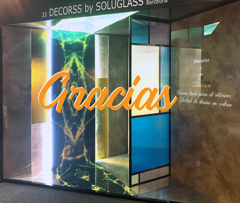 vidrio decorativo para interiorismo